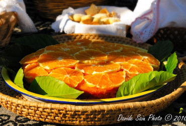 torta d'arance
